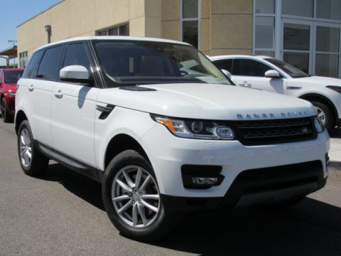 New Land Rover Range Rover Sport | Land Rover Albuquerque NM