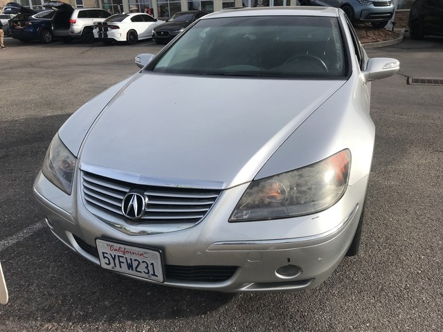 Pre-Owned 2005 Acura AWD RL
