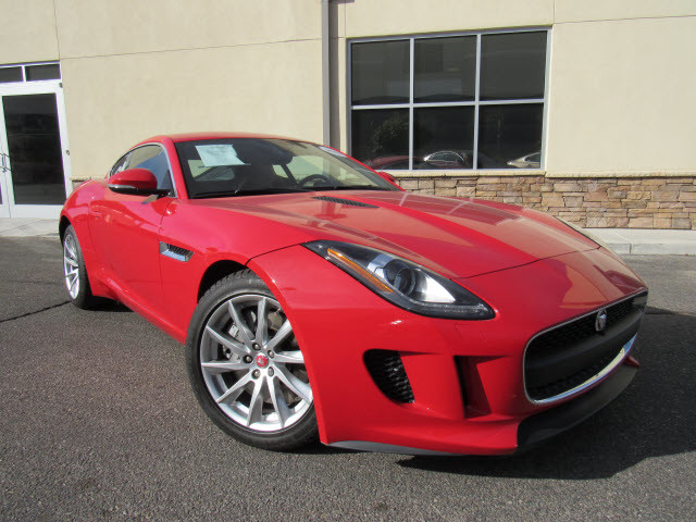 Certified PreOwned Jaguar FTYPE V Coupe In Albuquerque - 2015 f type jaguar