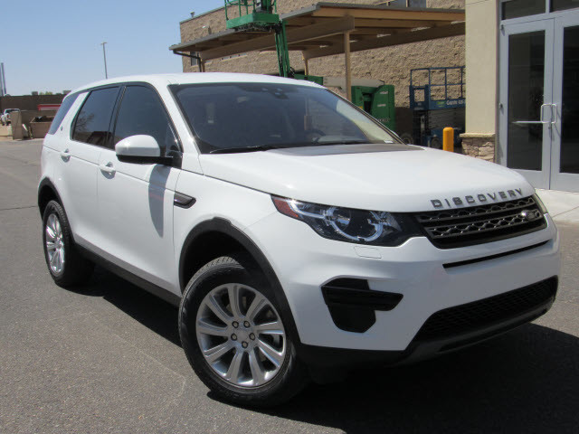 Pre-Owned 2018 Land Rover Discovery Sport SE AWD