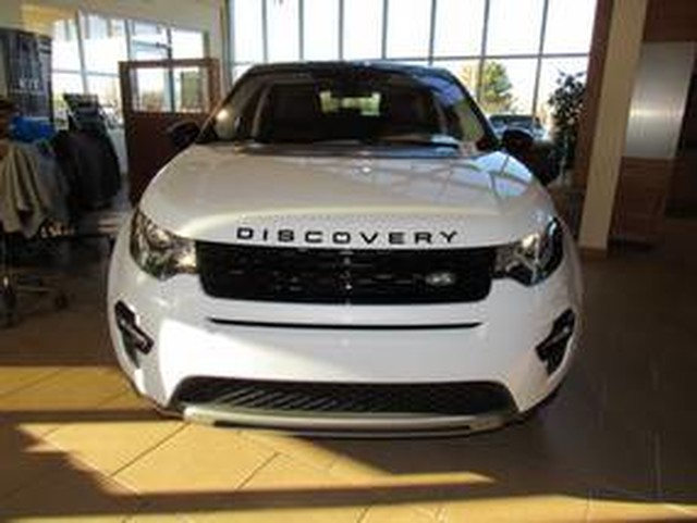 Certified Pre-Owned 2018 Land Rover Discovery Sport AWD SE
