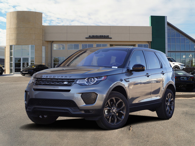 Certified Pre-Owned 2019 Land Rover Discovery Sport Landmark