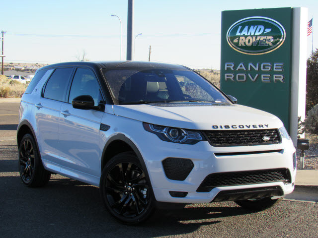 Range Rover Discovery Sport >> New 2019 Land Rover Discovery Sport Hse Sport Utility In Albuquerque