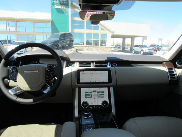 Windshield Replacement Near Me >> New 2018 Land Rover Range Rover HSE Td6 Diesel Sport Utility in Albuquerque #JA381048 | Land ...