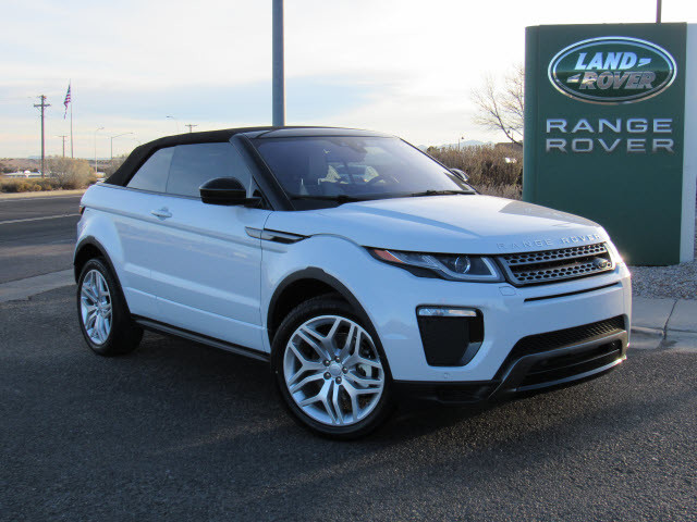 New  Land Rover Range Rover Evoque Se Dynamic