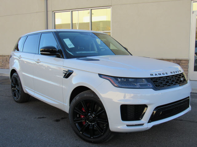 New 2019 Land Rover Range Sport Dynamic