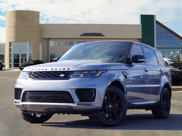 New 2020 Land Rover Range Rover Sport HSE Dynamic