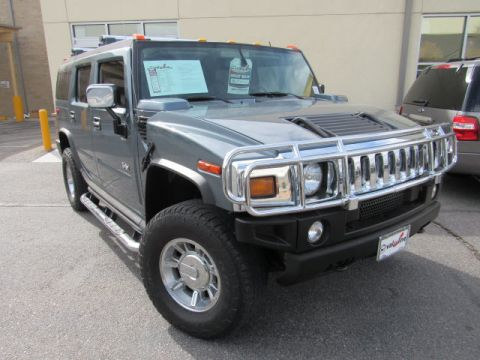 Pre-Owned 2005 HUMMER H2 SUV