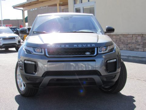Certified Pre-Owned 2018 Land Rover Evoque SE Premium w/ Fixed Sunroof